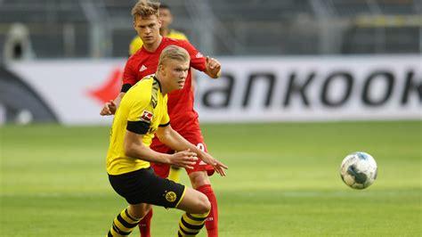 Times are shown in local time. Fußball: Supercup zwischen FC Bayern und Borussia Dortmund ...