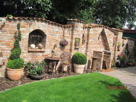 Dekorative Mauern Im Garten 5286 > Dekorative Mauern Im