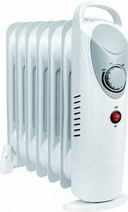 Radiateur Electrique Portable : daewoo blanc radiateur bain d huile lectrique portable ~ Melissatoandfro.com Idées de Décoration