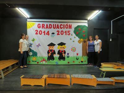 cuentos canciones  mas cosas decorado  la graduacion