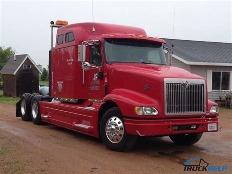2005 International 9400 Eagle For Sale In Bonduel, Wi By