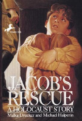 jacobs rescue  holocaust story  malka drucker