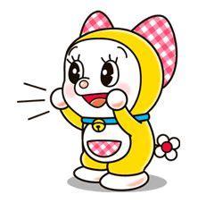 Doraemon & Dorami LINE Stickers LINE STORE Doraemon