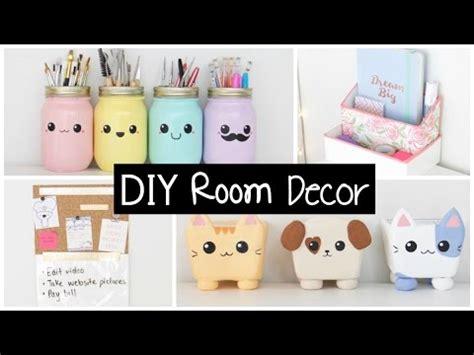 Diy Room Decor & Organization  Easy & Inexpensive Ideas