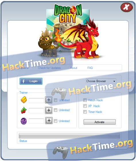 Descargar Dragon City Hack Tool Cheats Generator Free