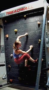 Rock Climbing Treadmill  Climb Forever On A  U0026 39 Treadwall U0026 39
