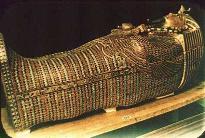 Tut King Coffin Sarcophagus Egypt Ancient Middle