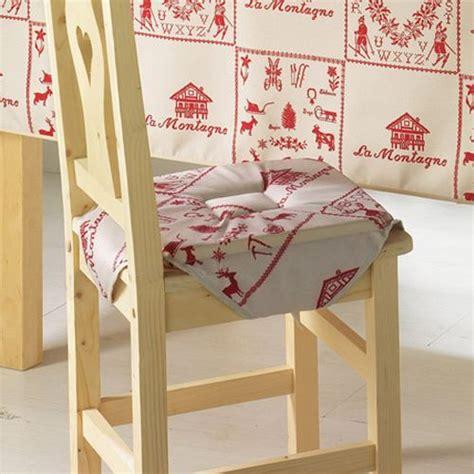 faire des galettes de chaises galette de chaise montagne luge 36x36 achat