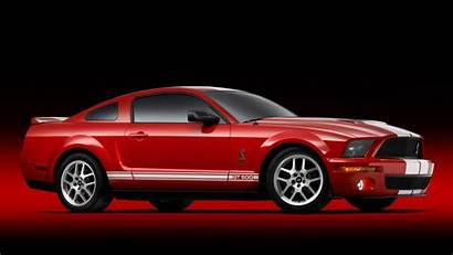 Mustang Shelby Gt500 2007 Ford Production Cars