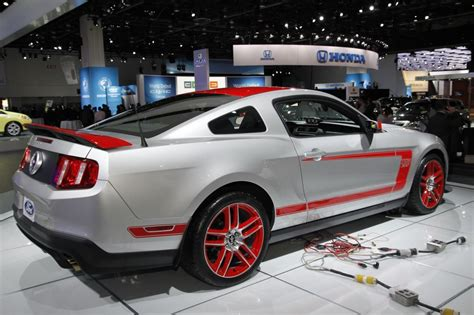 Ford Mustang Boss 302 Dub Edition In Detroit Autoblognl