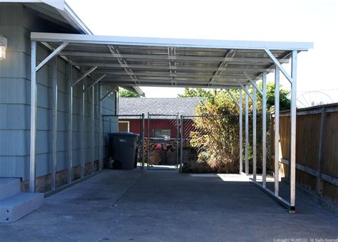 lean to carport metal carports lean to images pixelmari