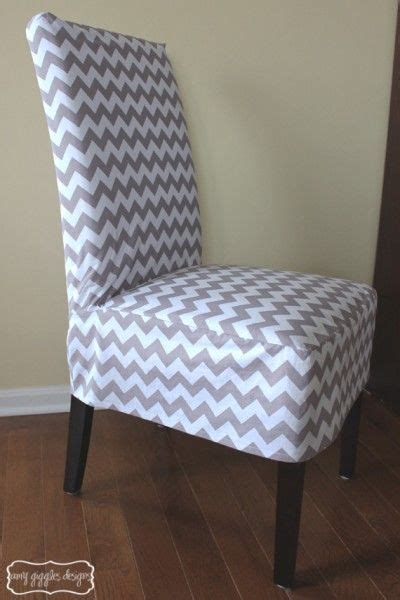 Grey Parson Chair Slipcovers by 78 Ideas About Dining Chair Covers On Chair