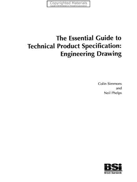 Simmons, Colin_ Phelps, Neil - Essential Guide to
