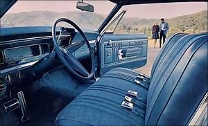 Post 1968 Impala Interiors