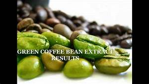 Green Coffee Bean Extract Results