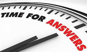 Strategy Of Answering Questions  U2013 Oh No You Didn U2019t Just Ask Me That