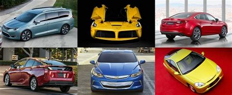 How Many Types Of Hybrid Cars Are There?