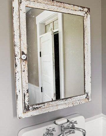Badezimmer Spiegelschrank Retro vintage white bathroom mirror stuff i like