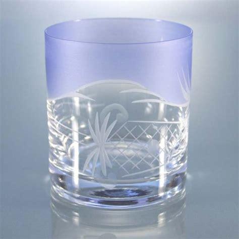 verre a whisky en cristal de boheme