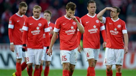 Mainz 05 play in competitions Live Mainz 05