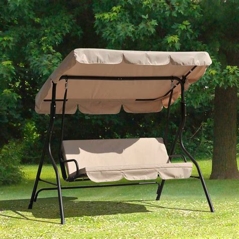 canapé swing porch swings with canopy innovation pixelmari com