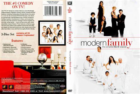 modern family season 3 modern family season 3 tv dvd scanned covers modern family season 3 dvd covers