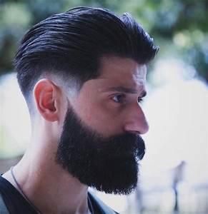 Dégradé Barbe Homme : 1001 id es coiffures pinterest homme avec barbe barbes hipster et en arri re ~ Melissatoandfro.com Idées de Décoration