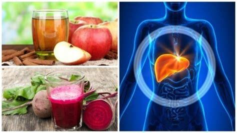 bevande naturali  disintossicare il fegato vivere