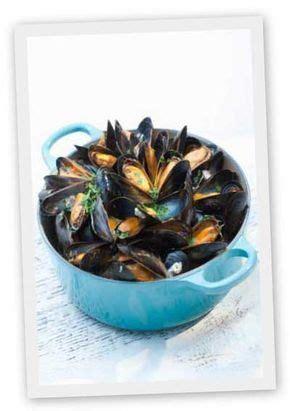 les moules marinieres recette recette moules