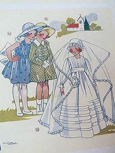 children39s book illustration vintage children39s books and With robe d organdi