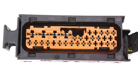 abs pump module wiring plug pigtail connector 99 02 audi a4 a6 vw passat b5 carparts4sale inc