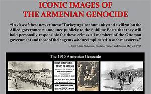 'Iconic Images of the Armenian Genocide' Released ...