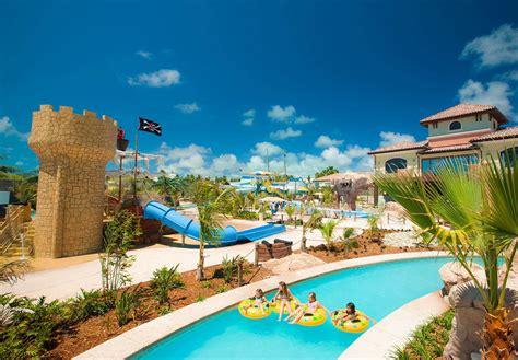 pirate island waterpark  turks caicos resort beaches