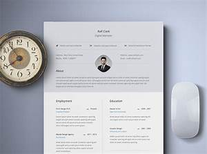 Free classy resume template free design resources for Classy resume templates