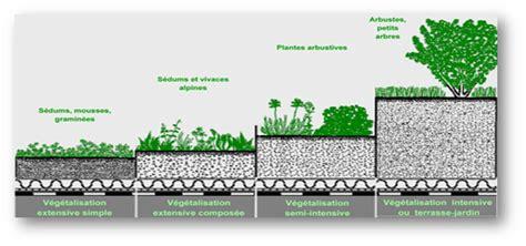 sous location bureau types de végétalisations jardin naturel