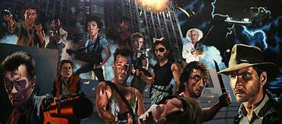 Horror 80s Wallpapers