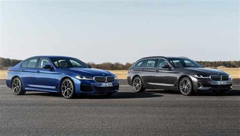 Bmw has refreshed the 5 series for the 2021 model year. 2021 BMW 5 Series revealed with 48V mild hybrid tech ...