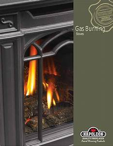 Napoleon Fireplaces Gas Burning Stoves Users Manual