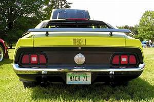 Bright Lime Green 1971 Mach 1 Ford Mustang Fastback - MustangAttitude.com Photo Detail
