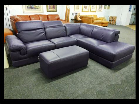 italsofa leather sofa sectional italsofa purple leather sectional i328 jpg from interior