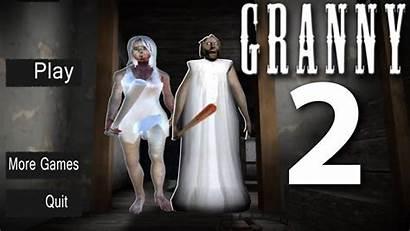 Granny Horror Sister Wallpapers Scary Knock Wallpapersafari