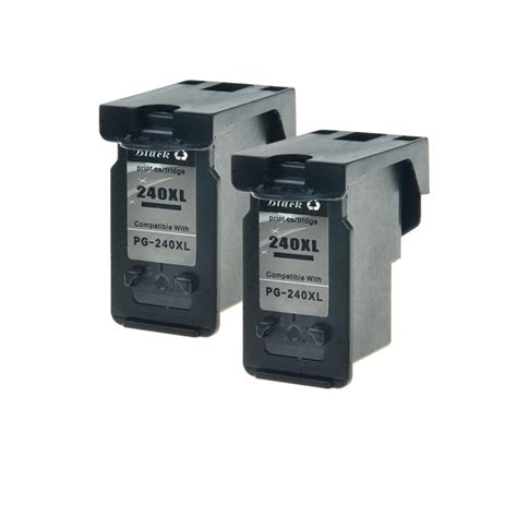 canon pg 240 2pk pg 240xl ink cartridges for canon pixma mx439 mg4220