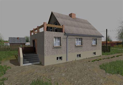 Ls 15: Ddr Einfamilienhaus Ew58 V 1.0 Gebäude Mod Für