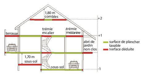 loi carrez hauteur sous plafond abatir net comment calculer la surface taxable de mon habitation