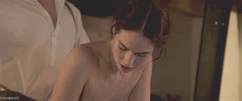 Naked Lily James In The Exception