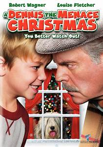A Dennis the Menace Christmas Movie Posters From Movie ...
