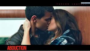 Taylor Lautner And Lily Collins Kissing Youtube - Hot ...