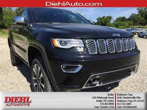 2017 Grand Overland by New 2017 Jeep Grand Overland 4d Sport Utility In