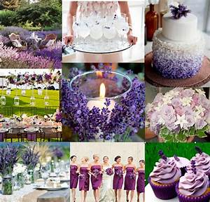 Lavender Themed wedding | Romantic Purple and Yellow ...