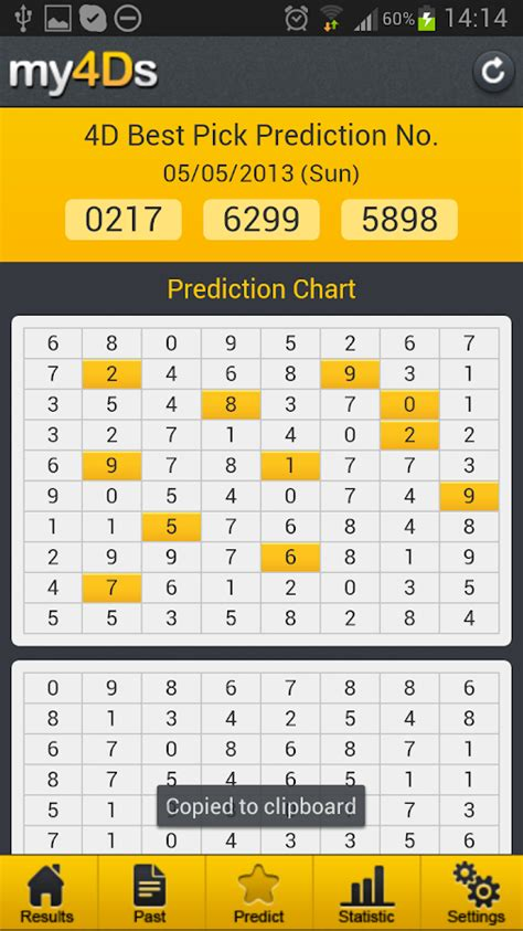 myds dpredictionstatistic android apps  google play